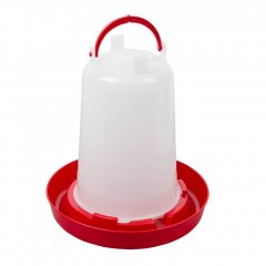 Bajonetdrinker 1,5 Liter - Rood