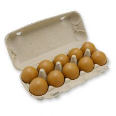 Eierdoos voor 10 Jumbo eieren