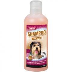 Flamingo Shampoo Langharige Rassen - 1L