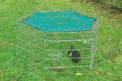Pet Products Afdeknet Tbv Konijnenren 275600