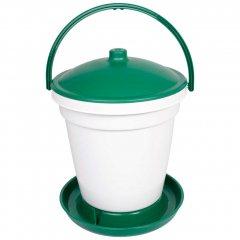 Automatische Drinkemmer 18 Liter - Groen
