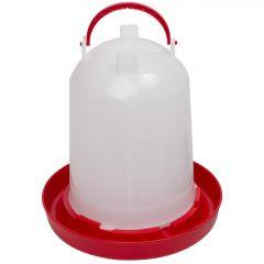 Bajonetdrinker 6 Liter - Rood