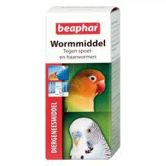 Beaphar Wormmiddel Vogels 10ml