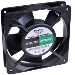 Powerfan Ventilator 120x120x25mm