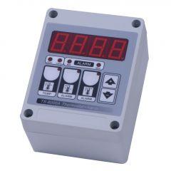 Digitale Thermostaat in Kunststof Behuizing met Alarm