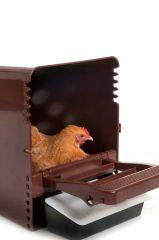Legnest Chickbox bruin