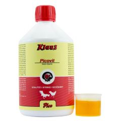 Klaus Multi Vitamine 500ml