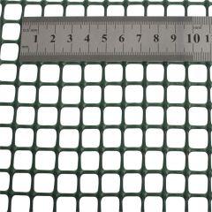Plastic Gaas 13x13mm - Rol 25x1m