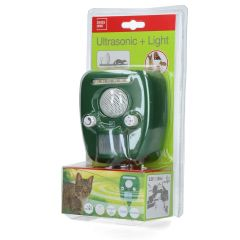 Ultrasonic Animal Repeller Solar PRO Outdoor