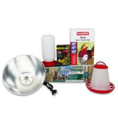 Warmtelamp Set S