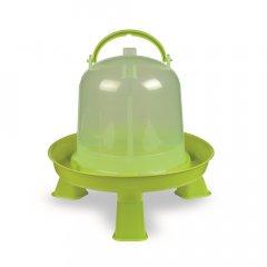 Eco Drinktoren 1.5L met Poten Limegroen