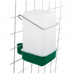 Drinkbak 1L Groen Kooimodel