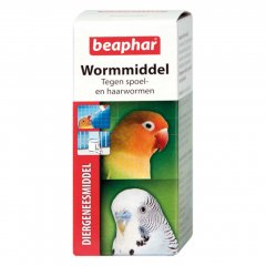 Beaphar Wormmiddel Vogels 10ml