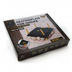 Comfort Warmteplaat 30x30cm 110Volt