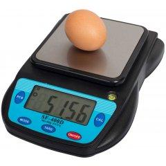 Digitale Weegschaal - Mag 500g / 0,01g met Adapter