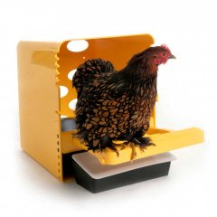 Legnest Chickbox geel