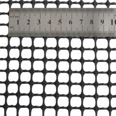 Plastic Gaas 11x11mm - Rol 25x1m