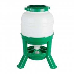 Sifonvoersilo 30Ltr. Plastic Groen