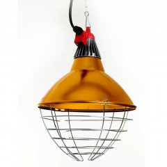 Warmtelamp Armatuur Interheat 30cm met Schakelaar