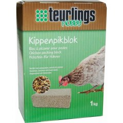 Teurlings Kippenpikblok