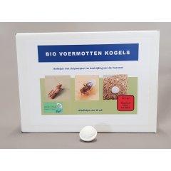 Bio Voermotten Kogels (10st.)