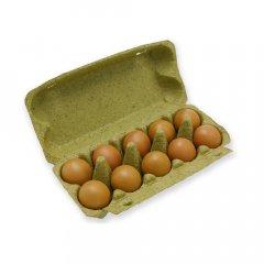 Gras Eierdoos voor 10 eieren