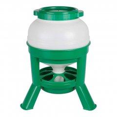 Sifonvoersilo 20Ltr. Plastic Groen