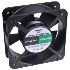 Powerfan Ventilator 150x150x50mm