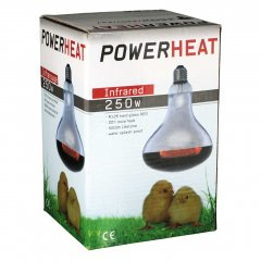 Warmtelamp Powerheat 250 Watt