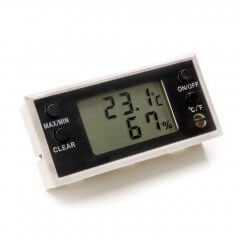 Digitale Thermometer & Hygrometer