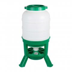 Sifonvoersilo 40Ltr. Plastic Groen