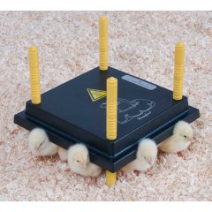 Comfort Warmteplaat voor Kuikens 25x25cm