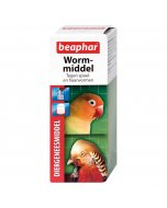 Beaphar Wormmiddel Vogels 100ml