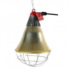 Warmtelamp Armatuur Interheat met Schakelaar