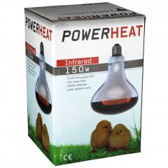 Warmtelamp Powerheat 150 Watt
