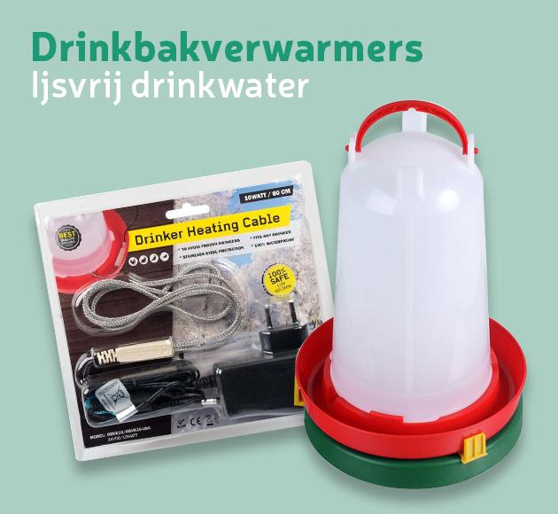 drinkbakverwarmer